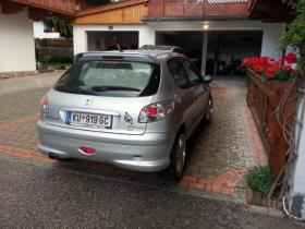 Peugeot 206 quicksilver
